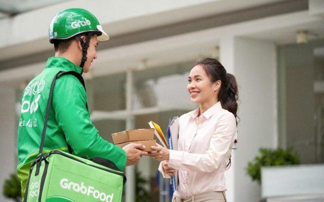 Gửi hàng qua Grap nột cách nhanh gọn tiện lợi