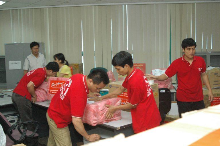 Dịch vụ chuyển nhà Hà Nội đi Bắc Giang