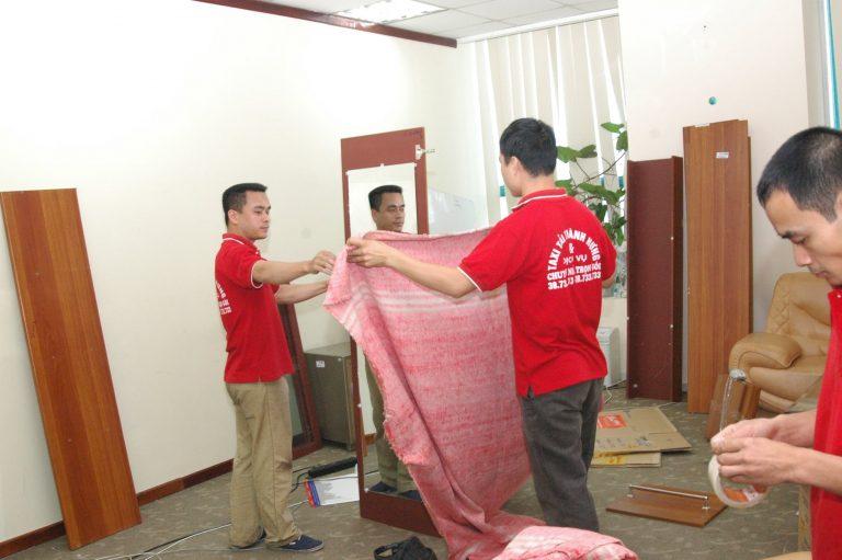 Dịch vụ chuyển nhà Hà Nội đi Yên Bái nhanh chóng an toàn