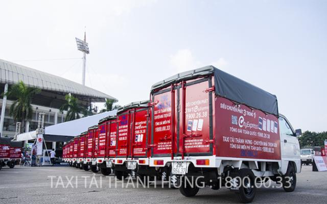 Dịch vụ chuyển nhà Taxi tải Thành Hưng