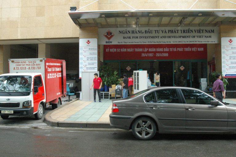Dịch vụ chuyển nhà Hà Nội đi Bình Định nhanh chóng an toàn