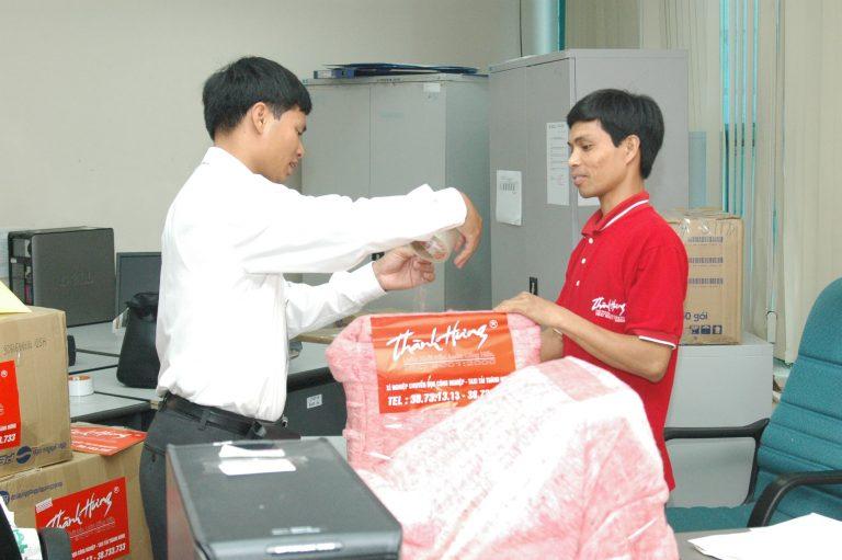 Đơn vị cung cấp các giải pháp chuyển dọn hiệu quả- Thành Hưng