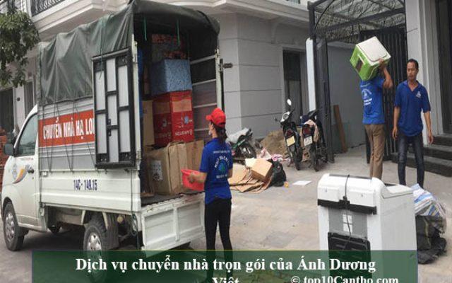 Ánh Dương Việt một trong các công ty chuyển nhà Cần Thơ uy tín