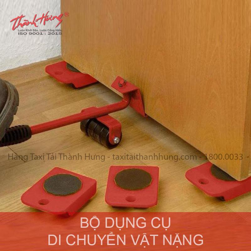 Dụng cụ nâng vật nặng 4 chân giúp di chuyển vật nặng dễ dàng
