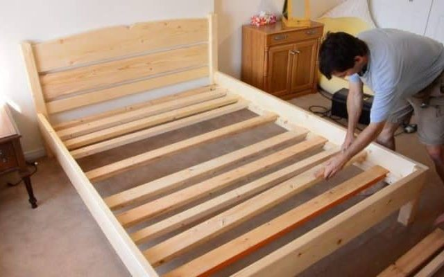 Vận chuyển giường ngủ đúng cách an toàn