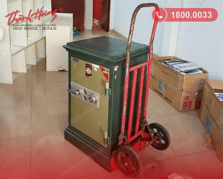 Cách di chuyển két sắt an toàn trong quá trình chuyển nhà