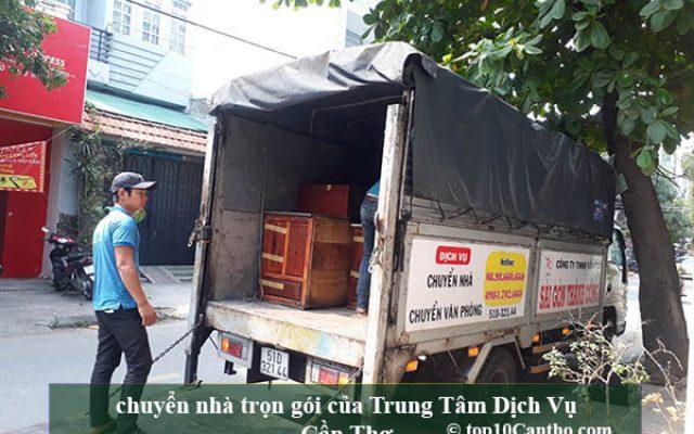 Dịch vụ chuyển nhà trọn gói tại Cần Thơ