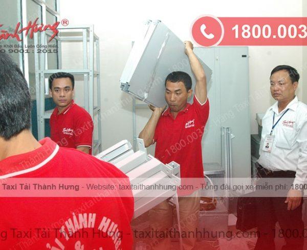 Dịch vụ chuyển nhà trọn gói Thành Hưng chuyên nghiệp uy tín số 1 tại Việt Nam