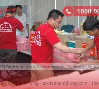 Chuyển văn phòng trọn gói Thành Hưng uy tín số 1 Việt Nam