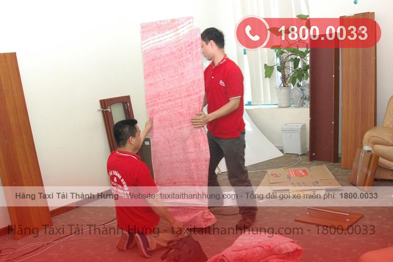 Dịch vụ Chuyển nhà trọn gói Thành Hưng uy tín số 1 VN