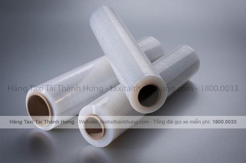 Màng này được dùng để bọc các loại vật dụng giúp chống trầy xước, chống bụi bẩn...
