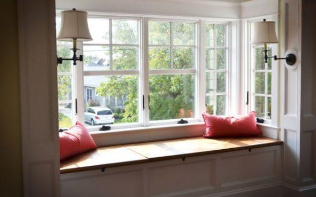 Chất liệu cửa sổ phù hợp cho căn phòng