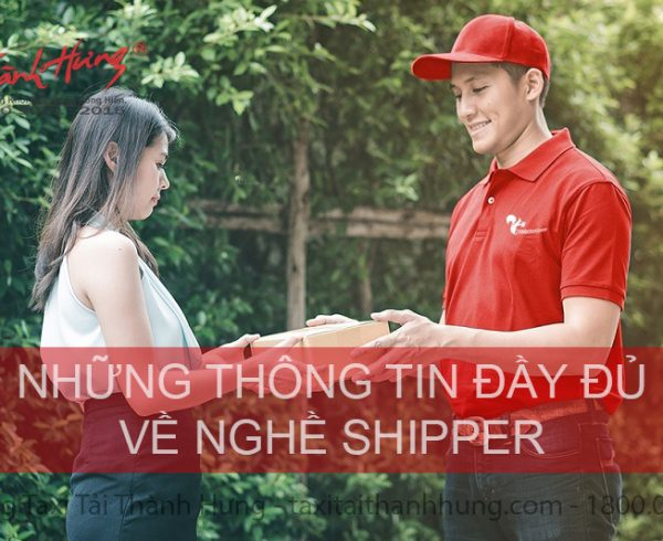 Shipper là gì và những thông tin cần biết về nghề Shipper
