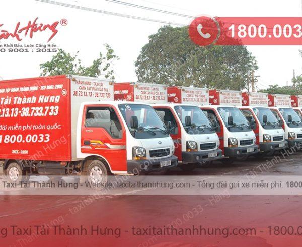 Taxi Tải Thành Hưng - Taxi tải chuyển nhà giá rẻ uy tín số 1 VN