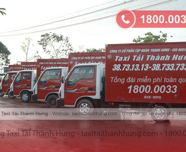Taxi Tải Thành Hưng - Hãng chuyển nhà, văn phòng uy tín số 1 VN
