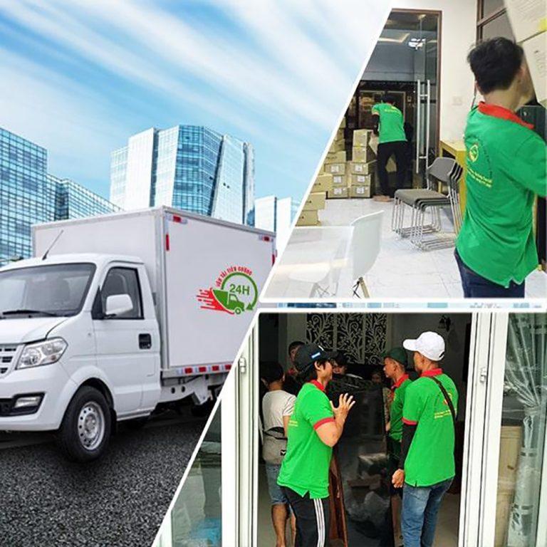 Các công ty vân chuyển uy tín tại Điện Biên