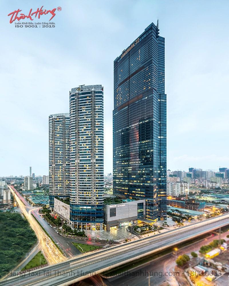 Tòa nhà Keangnam Landmark 72, Phạm Hùng, Mễ Trì, Nam Từ Liêm, Hà Nội