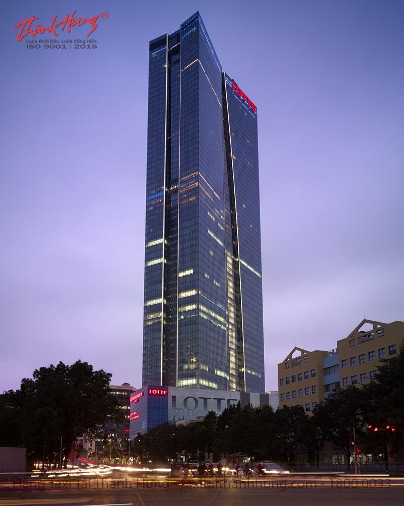 Tòa nhà Lotte Hà Nội Center