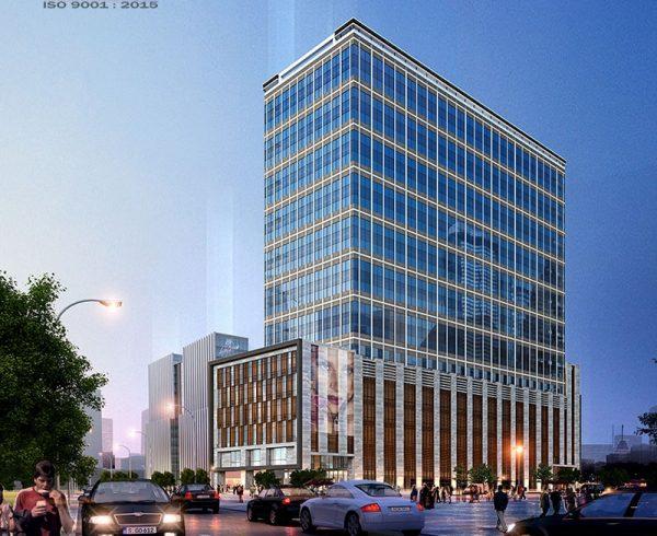 Tòa nhà văn phòng Thaiholding – 17 Tông Đản, Hoàn Kiếm