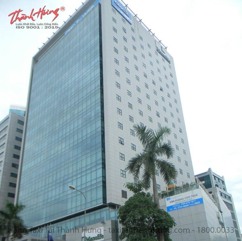 Tòa nhà CMC Tower số 11 Duy Tân