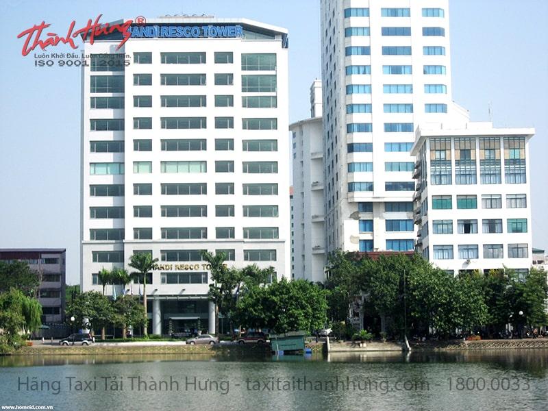 Tòa nhà Handi Resco, 521 Kim Mã, Ngọc Khánh, Ba Đình, Hà Nội