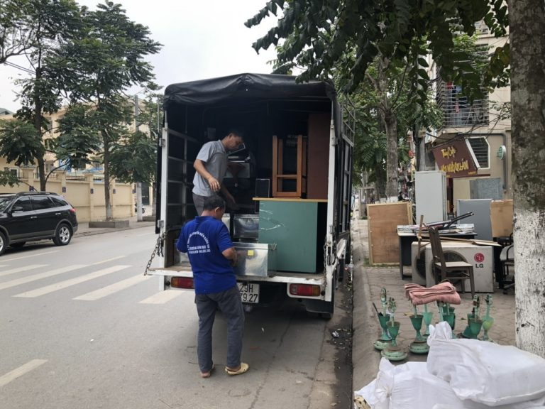 Các hãng Taxi tải chuyển nhà ut tín tại Vũng Tàu